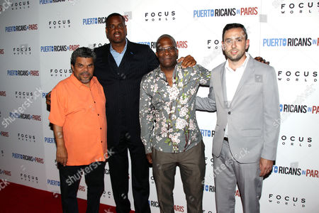Stock Image of Luis Guzman, Jayson Williams with Guests
