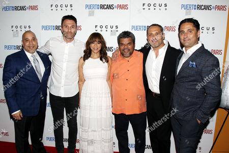 Eddie Garcia, Ian Edelman, Rosie Perez, Luis Guzman, Frederic Anscombre, Joseph Zolfo