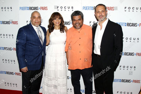 Eddie Garcia, Rosie Perez, Luis Guzman, Frederic Anscombre