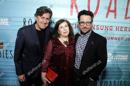 Cameron Crowe, Winnie Holzman, J.J. Abrams