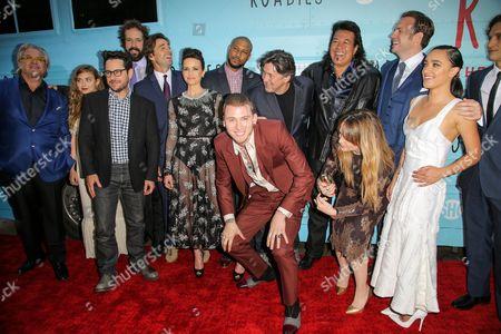 Editorial picture of 'Roadies' TV series premiere, Los Angeles, America - 06 Jun 2016
