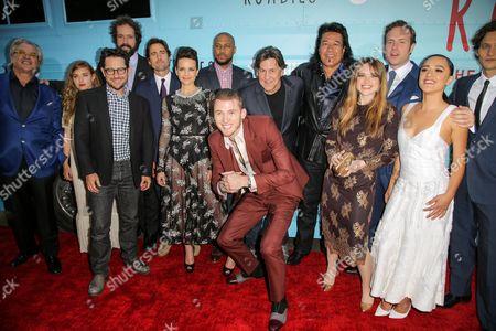 Editorial image of 'Roadies' TV series premiere, Los Angeles, America - 06 Jun 2016