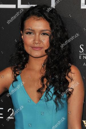 Stock Picture of Jamila Velazquez