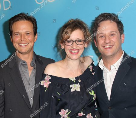 Scott Wolf, Jessica Stone, Christopher Fitzgerald