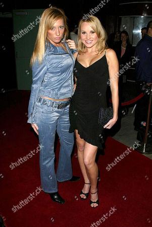 Melissa Jo Hunter and Alana Curry