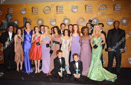 Editorial picture of 12TH ANNUAL SCREEN ACTORS GUILD AWARDS, LOS ANGELES, AMERICA - 29 JAN 2006