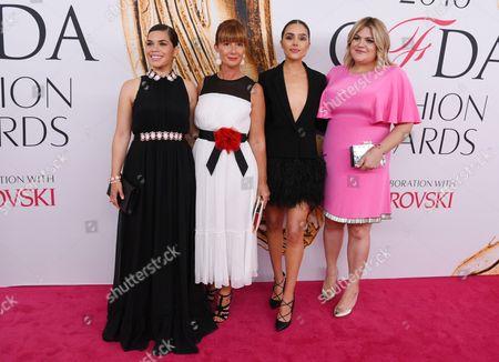 Olivia Culpo, America Ferrera, Deborah Lloyd