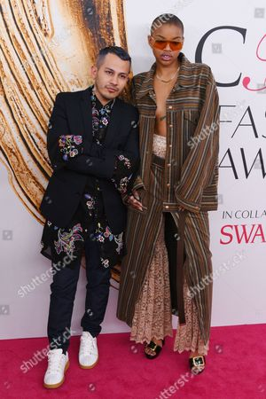 Editorial picture of 2016 CFDA Fashion Awards, Arrivals, New York, America - 06 Jun 2016