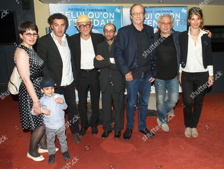Editorial photo of 'Lost in Armenia' film premiere, Pairs, France - 06 Jun 2016