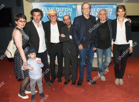 Jean Francois Derec, Arthur Arzoyan, Patrick Chesnais, Serge Avedikian, Emilie Chesnais