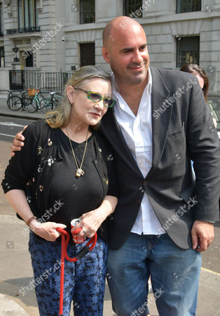 Carrie Fisher, Marc Abraham