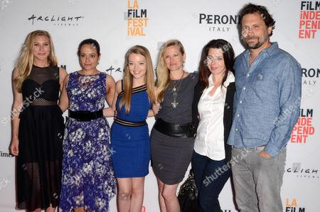 Stock Photo of Katee Sackhoff, Judy Reyes, Jade Pettyjohn, Dorie Barton, Heather Matarazzo