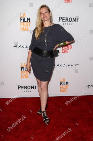 Editorial image of 'Girl Flu' film premiere, Los Angeles, America - 06 Jun 2016