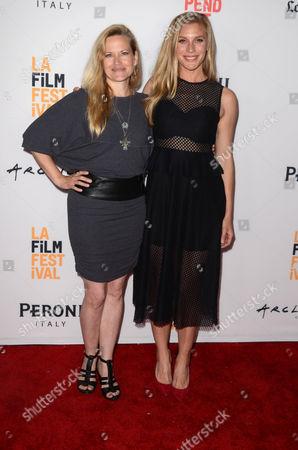 Editorial photo of 'Girl Flu' film premiere, Los Angeles, America - 06 Jun 2016