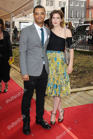 Raleigh Ritchie and Aisling Loftus