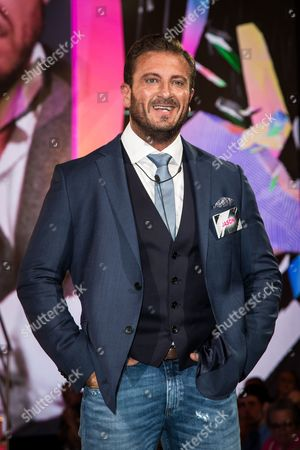 Jason Burrill arrives at the 2016 Big Brother series Launch