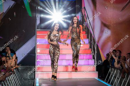 Victoria and Emma Jensen