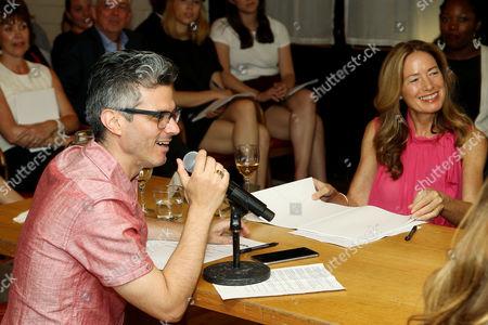 Evan Shapiro, Rachael Horvitz