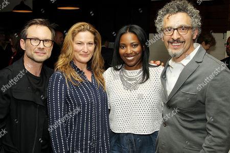 Christian Slater, Ana Gasteyer, Olivia Washington, John Turturro