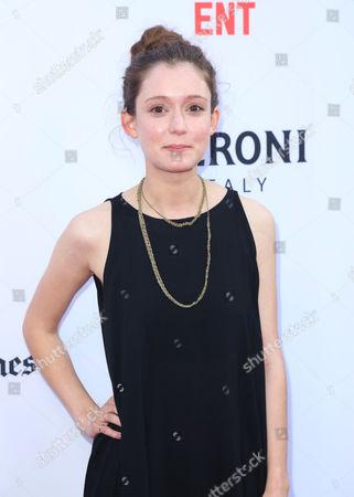 Editorial photo of 'The Conjuring 2' film premiere, LA Film Festival, Los Angeles, America - 07 Jun 2016