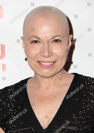 Editorial image of 'A Funny Thing Happened On The Way To The Gynecologic Oncology Unit At Memorial Sloan-Kettering Cancer Center Of New York City' play opening night, New York, America - 07 Jun 2016 - 07 Jun 2016