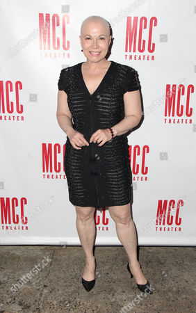 Editorial picture of 'A Funny Thing Happened On The Way To The Gynecologic Oncology Unit At Memorial Sloan-Kettering Cancer Center Of New York City' play opening night, New York, America - 07 Jun 2016 - 07 Jun 2016