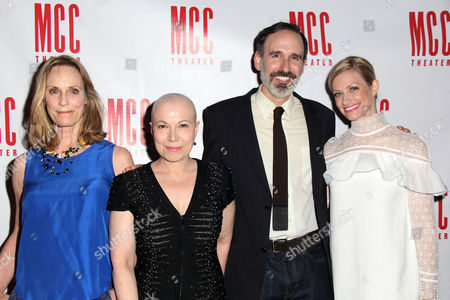 Stock Picture of Lisa Emery, Jacqueline Sydney, Erik Lochtefeld, Beth Behrs