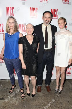 Editorial photo of 'A Funny Thing Happened On The Way To The Gynecologic Oncology Unit At Memorial Sloan-Kettering Cancer Center Of New York City' play opening night, New York, America - 07 Jun 2016 - 07 Jun 2016