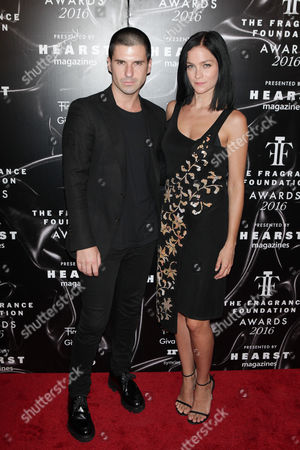 Geordon Nicol and Leigh Lezark