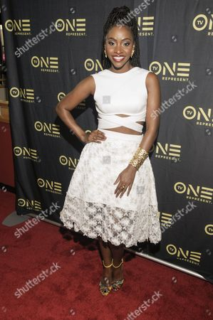 Stock Picture of Teyonah Parris