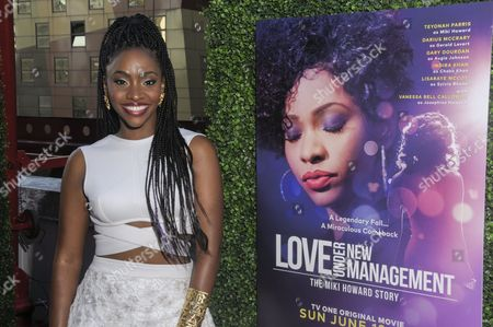 Editorial picture of 'Love Under New Management: The Miki Howard Story' TV Show screening, New York, America - 07 Jun 2016