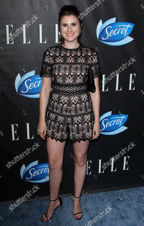 Editorial image of Elle's Women in Comedy, Los Angeles, America - 07 Jun 2016