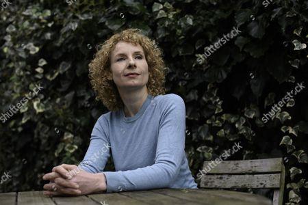 Stock Image of British food writer Bee Wilson