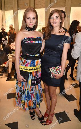 Petra Palumbo and Lana Palumbo