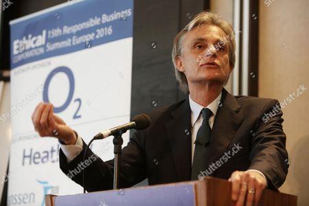 Jean-Marc Duvoisin, CEO, Nespresso