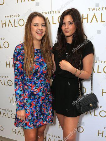 Millie Wilkinson and Jessica Dixon