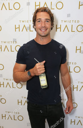 Editorial picture of Twisted Halo launch party, London, Britain - 08 Jun 2016