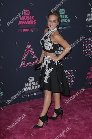 Editorial picture of CMT Music Awards, Arrivals, Nashville, America - 08 Jun 2016