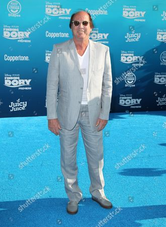 Editorial photo of 'Finding Dory' film premiere, Los Angeles, America - 08 Jun 2016