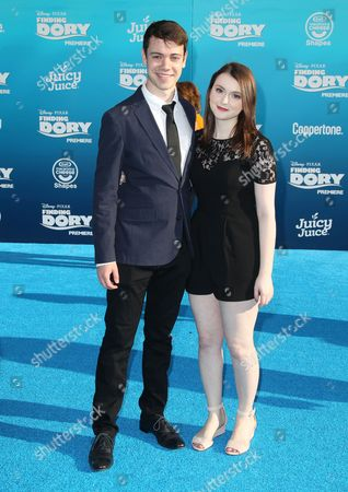 Stock Photo of Alexander Gould and guest