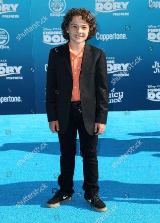 Editorial image of 'Finding Dory' film premiere, Los Angeles, America - 08 Jun 2016