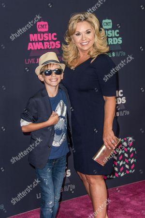 Editorial photo of CMT Music Awards, Arrivals, Nashville, America - 08 Jun 2016