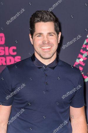 Editorial image of CMT Music Awards, Arrivals, Nashville, America - 08 Jun 2016