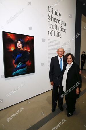 Eli Broad and Edythe Broad