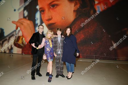 Editorial image of 'Cindy Sherman: Imitation of Life' Exhibition Preview at The Broad, Los Angeles, USA - 08 Jun 2016