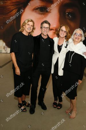 Editorial picture of 'Cindy Sherman: Imitation of Life' Exhibition Preview at The Broad, Los Angeles, USA - 08 Jun 2016
