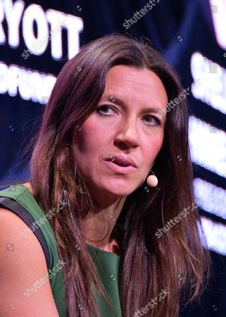 Stock Picture of Anna Ryott, CEO, Swedfund