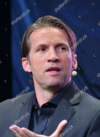 Stock Photo of Jimmy Maymann, EVP and President, AOL Content & Consumer Brands