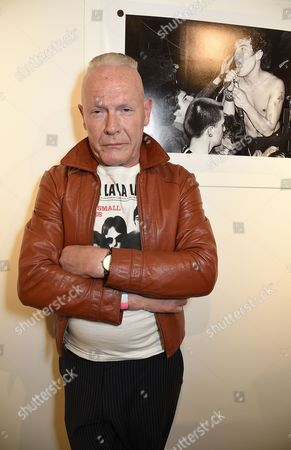 Editorial picture of Derek Ridgers 'Punk London 1977' book launch, London, UK - 09 Jun 2016