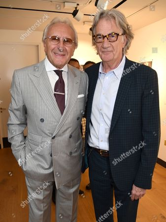 Harold Tillman and Sir Paul Smith